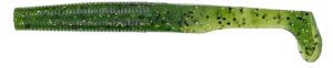 Gary yamamoto - swimsenko - 4 inch - 31S-10-323 - Watermelon with Small Gold Flake