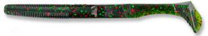 Gary yamamoto - swimsenko - 5 inch - 31-10-222 - Watermelon with Red & Green Flake