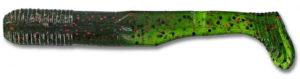 Gary yamamoto swimsenko - 3.5 inch - 31M-07-208 - Watermelon Seed with Red Flake