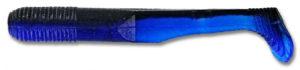 Gary yamamoto swimsenko - 3.5 inch - 31M-07-904 - Laminate Two Tone Black Blue