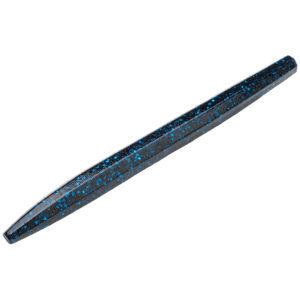 Strikeking - Soft Plastics - Stickbait - Ocho - 6-inch - OCHO6-2 - Black Blue Flake