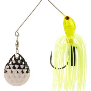 Strikeking - Spinnerbait - Midnight Special - MS716-1 -Chartreuse