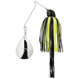 Strikeking Spinnerbait Tour Grade Night SB - TGN12C-200 -Black Chartreuse