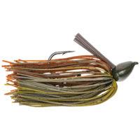 Strike king Lures - jigs - flipping Denny Brauer Structure Jig - 1/2oz - DBSTJ12-46 - Green Pumpkin