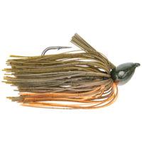Strike king Lures - jigs - flipping Denny Brauer Structure Jig - 3/4oz - DBSTJ34-101 - Bama Craw