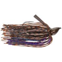 Strike king Lures - jigs - flipping Denny Brauer Structure Jig - 1/2oz - DBSTJ12-233 - Peanut Butter Bug