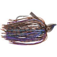 Strike king Lures - jigs - flipping Denny Brauer Structure Jig - 3/4oz - DBSTJ34-233 - Peanut Butter Bug