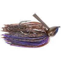 Strike king Lures - jigs - flipping Denny Brauer Structure Jig - 1oz - DBSTJ1-233 - Peanut Butter Bug
