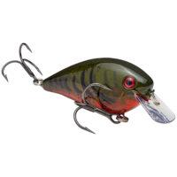 Strike king Lures - Crankbait Square Bill KVD Square Bill 2.5 - 2.5 inch - HCKVDS2.5-468 - Phantom Watermelon Red Craw