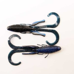 Missile Baits - D Stroyer Creature - 7 inch - MBDS70-BRF - Bruiser Flash