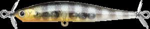 Lucky Craft - Sammy 115 - PTSC80-180FFGSF - Flake Flake Golden Sun Fish