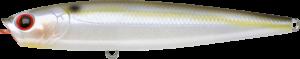 LuckyCraft - Gunfish GF95 - GF95-183PTHFSD - Pearl Threadfin Shad