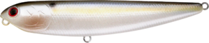 LuckyCraft - Sammy 115 - SM115-183PTHFSD - Pearl Threadfin Shad