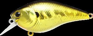 LuckyCraft - Crankbait-Square Bill - LC-1-5-256AGO - Aurora Gold
