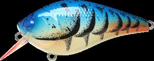 LuckyCraft - Crankbait-Square Bill - LC-1-5-349MBLCR - Magic Blue Craw