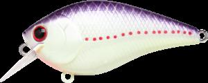 LuckyCraft - Crankbait-Square Bill - LC-1-5-405PPPC - Purple Perch