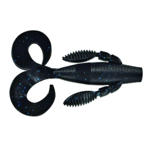 Gaey Yamamoto - Mermaid 7ct - 138-07-021 - Black With Blue Flake