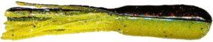 Mizmo Tubes - 4 Inch - Bad Boy Two Tone - MIZMO-LAMT-8PK-44279 - Two Tone Laminates Black Light Bumble Bee Yellow