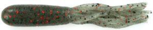 Mizmo Tubes - 3.25 Inch - Slim Jims - MIZMO-SLIMJT-10PK-35212 - Smoke with Red Flake