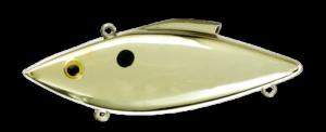 Rat-L-Trap - Crankbait Lipless Rattle Trap Mini MT - MT26 - GOLD
