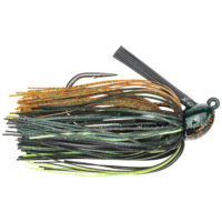 Strikeking - jigs flipping Hack Attack Heavy Cover Jig - HAHCJ12-8 - Texas Craw