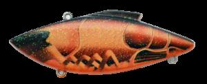 Rat-L-Trap - Crankbait Lipless Rattle Trap Mini MT - MT264 - PINCH'N PEACH