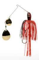 Strikeking - Spinnerbait Premier Plus Spinnerbait - PPL38CC-212G - Red Crawfish
