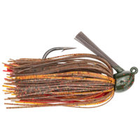 Strikeking - jigs flipping Hack Attack Heavy Cover Jig - HAHCJ12-135 -Falcon Lake Craw
