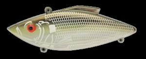 Rat-L-Trap - Crankbait Lipless Rattle Trap Mini MT - MT507 - LIV-N-CHROME