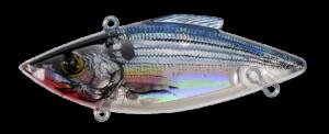 Rat-L-Trap - Crankbait Lipless Rattle Trap Mini MT - MTL1 - LECTRIC SILVER