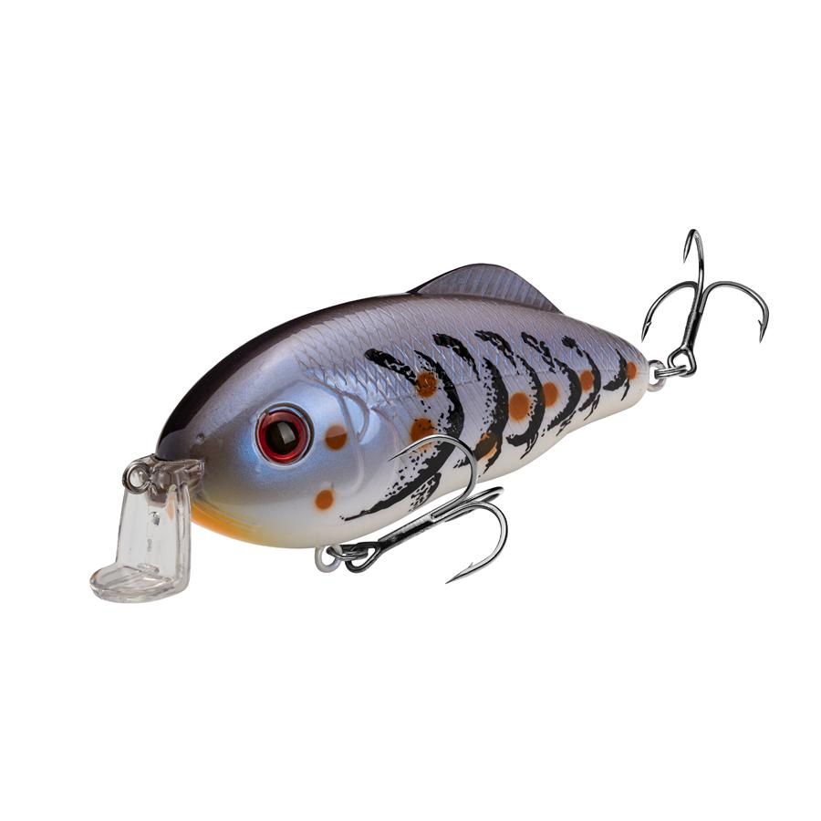 Strike King Lures – Crankbaits – Hybrid Hunter - HCHH-108 - Blue Craw