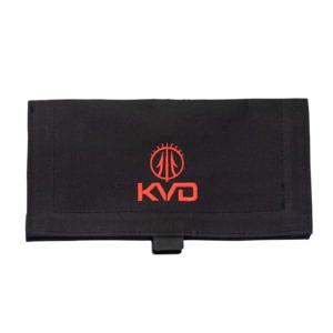 Strike King – KVD Lure Wrap – Large - LWLBKVD
