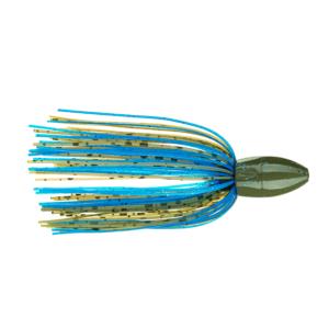 Strike King Fishing Weights – Tungsten – Skirted Slither Mat Punching Rig – 1.25oz - TGSLR114-50 - Okeechobee Craw