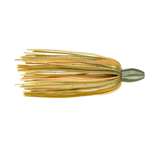 Strike King Fishing Weights – Tungsten – Skirted Slither Flipping Rig – 1/2oz - TGSLR12-101 - Bama Craw