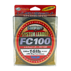 Sunline - SYSTEM LEADER FC 100 - 33 YD - SYSTEM LEADER - 16 LB - Clear