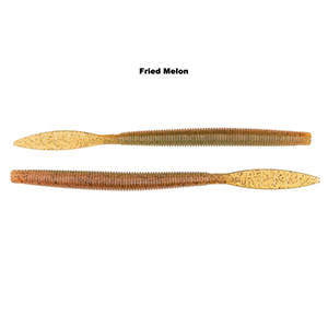 Missile Baits - Quiver Worm - 6.5 Inch - MBQ65-FRML - Fried Melon