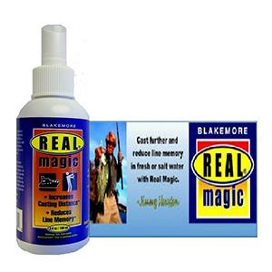 TTI BLAKEMORE Real Magic - Line Conditioner - 3.6oz Reel Spray Pump -BLAKEMORE-RM-83