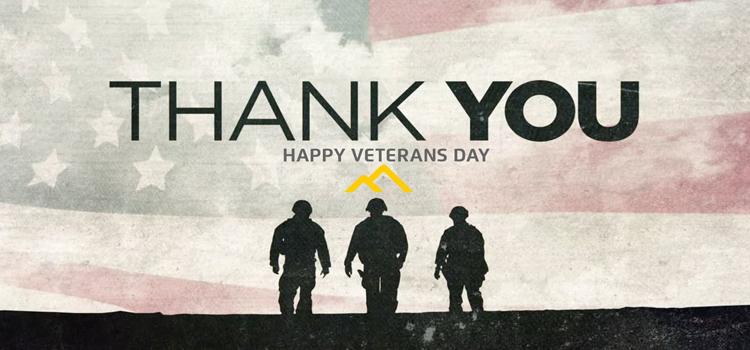 A HUGE THANK YOU to all of our ACTIVE DUTY, VETERANS and FIRST RESPONDERS!