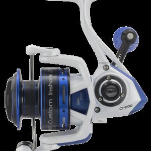 Lew's Fishing Reel – Spinning Custom Inshore Speed Spin CI Series - CI200
