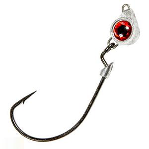Z-MAN – Jigheads – Texas Eye – Swinging Swim Bait Style - 1/8oz