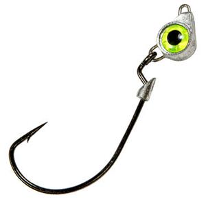 Z-MAN – Jigheads – Texas Eye – Swinging Swim Bait Style - 3/16oz