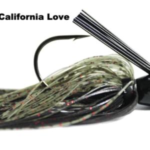 Missile Baits – Ike's Mini Flip Jig – 3/8oz - MJMF38-CALV - California Love
