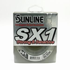 Sunline - SX1 - 250 YD - SX1 - 10 LB - Deep Green
