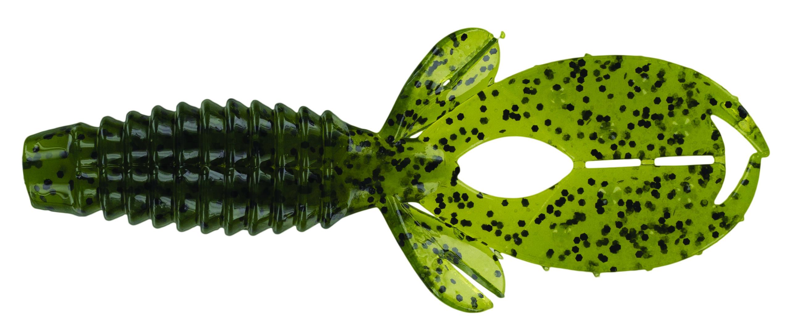 Big Bite Baits - YoMama - 4 inch - YO411 - WATERMELON