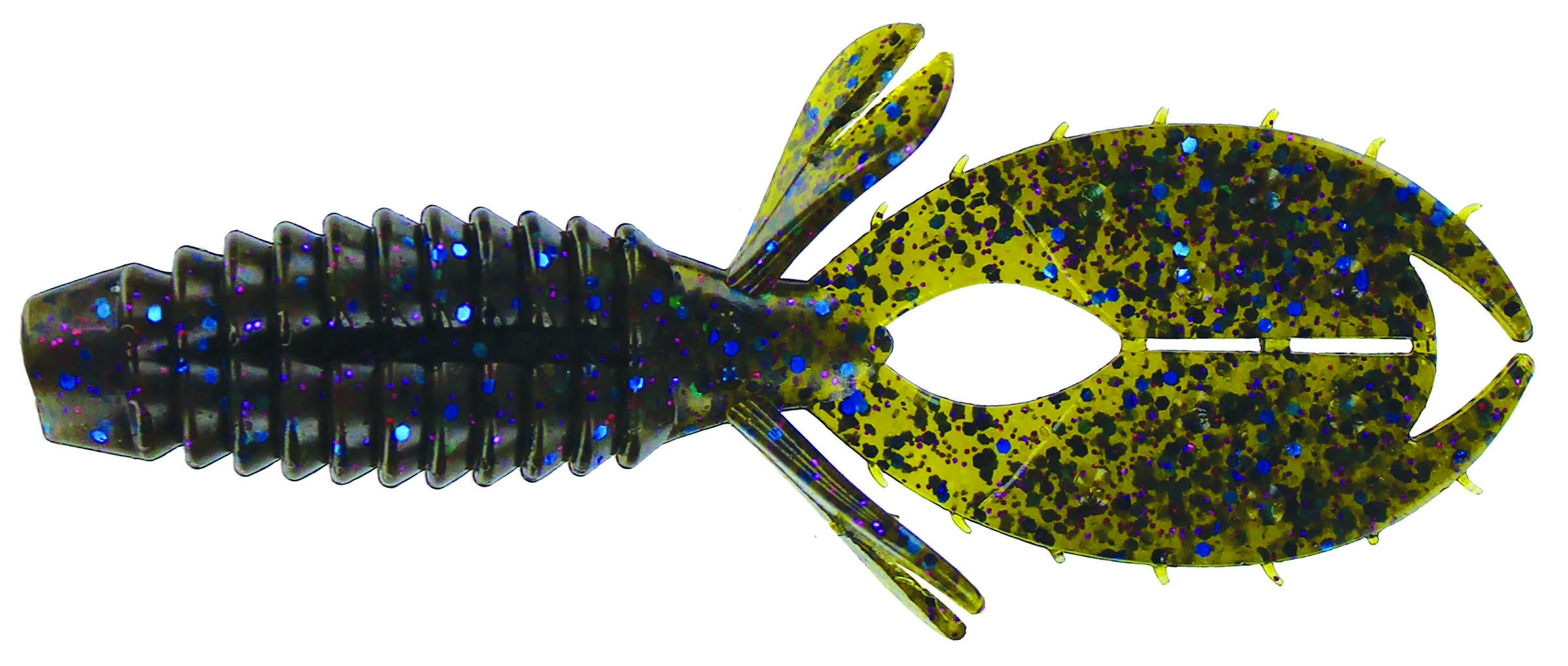 Big Bite Baits - YoMama - 4 inch - YO421 - TILAPIA